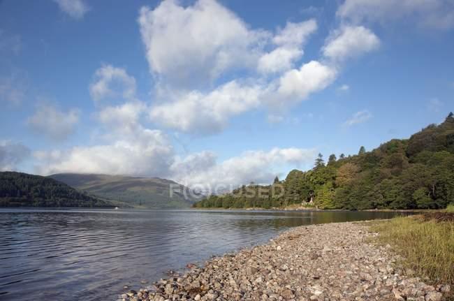 Loch Sunart, Highlands écossais — Photo de stock
