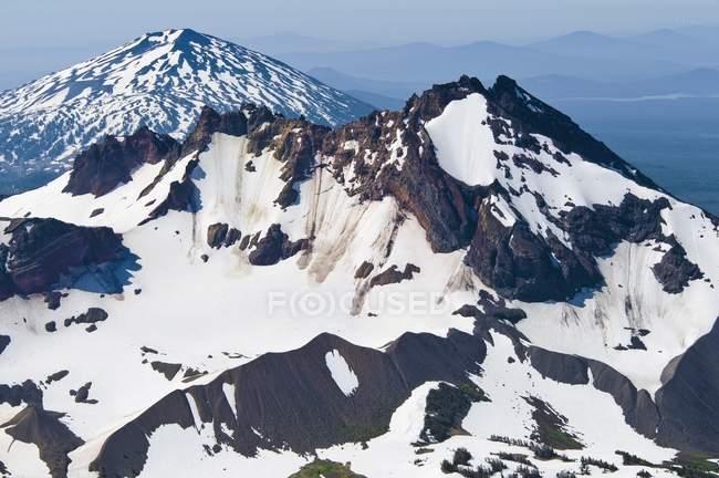 Каскади Mt. бакалавра, штат Орегон — стокове фото