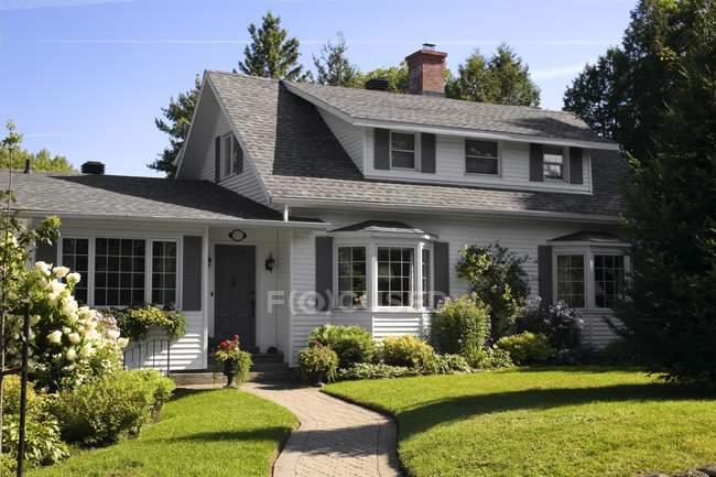 Casa — Fotografia de Stock