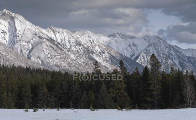 Banff, Alberta, Canada — Stock Photo