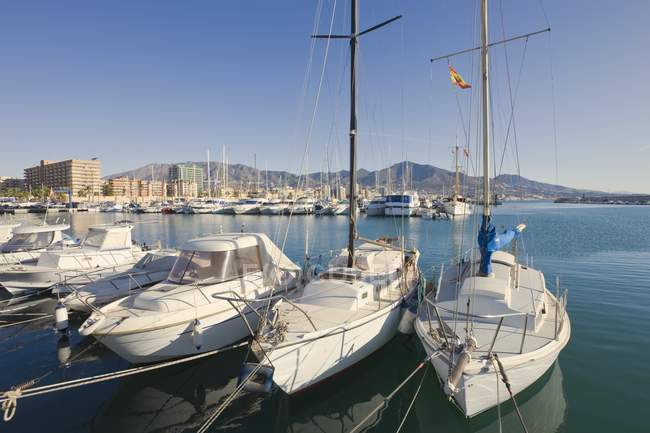 Fuengirola, provincia de Málaga - foto de stock