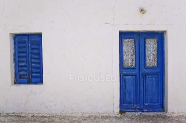 Greek Style Building — Stock Photo