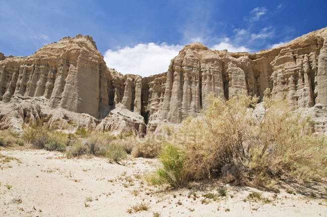 Rock Formation In Red Rock Canyon State Park — Stock Photo