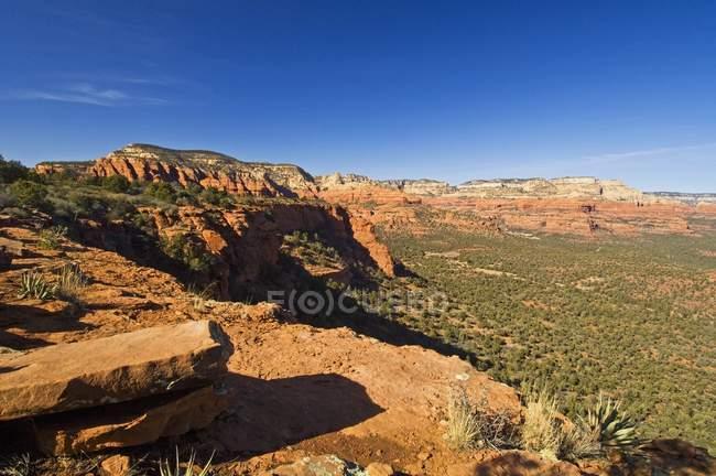 Pedras vermelhas de Sedona — Fotografia de Stock