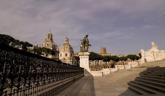 Denkmal von Victor Emmanuel — Stockfoto
