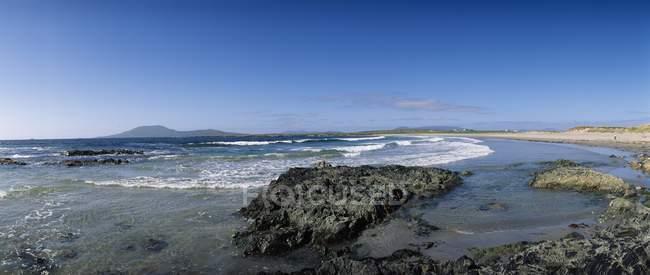 Montañas Mweelrea; Co Mayo - foto de stock