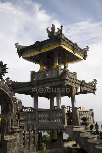 Pura Pulaki Temple Architecture — Stock Photo