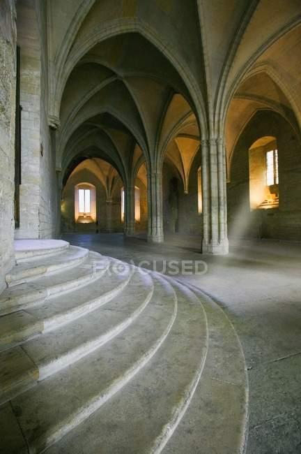 Papal Palace In Avignon — Stock Photo