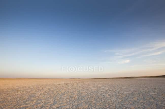 Dry Ground during daytime — Stock Photo