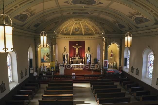 Kirche Saint-francois-de-sales — Stockfoto