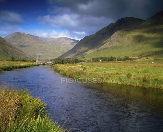 Mweelrea, Contea di Mayo, Irlanda — Foto stock