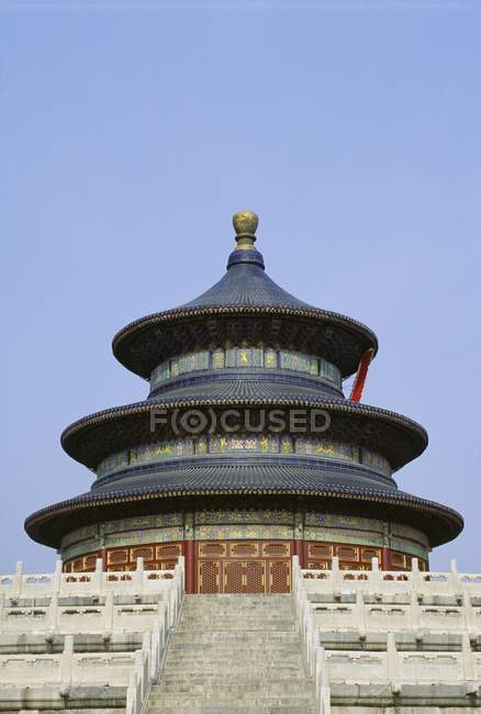 Temple Of Heaven In Beijing — Stock Photo