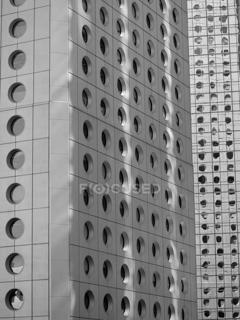Gebäude in der Innenstadt, hong kong — Stockfoto
