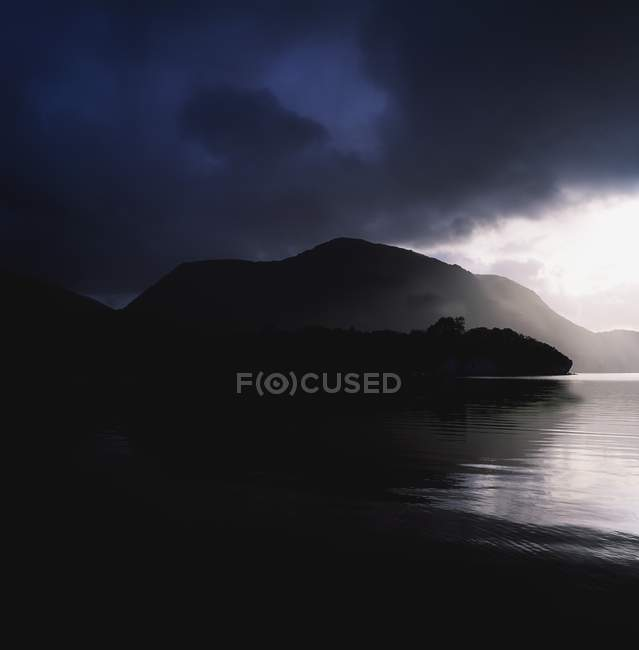 Co. Kerry, Lago Muckross, Irlanda — Fotografia de Stock