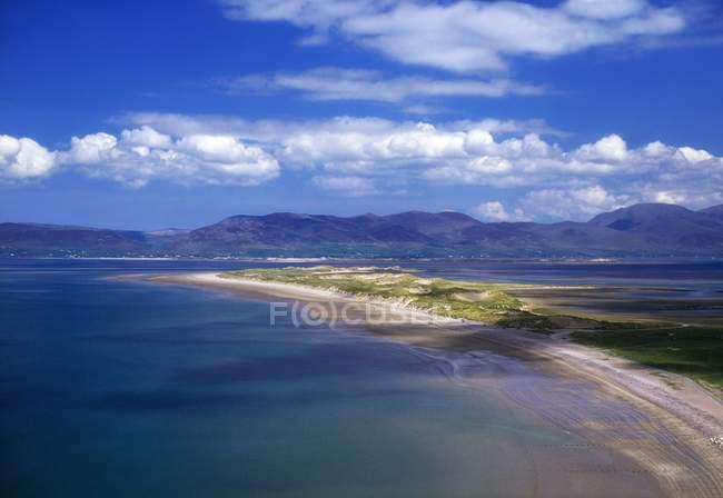 Rossbeigh Beach, Irlanda — Foto stock