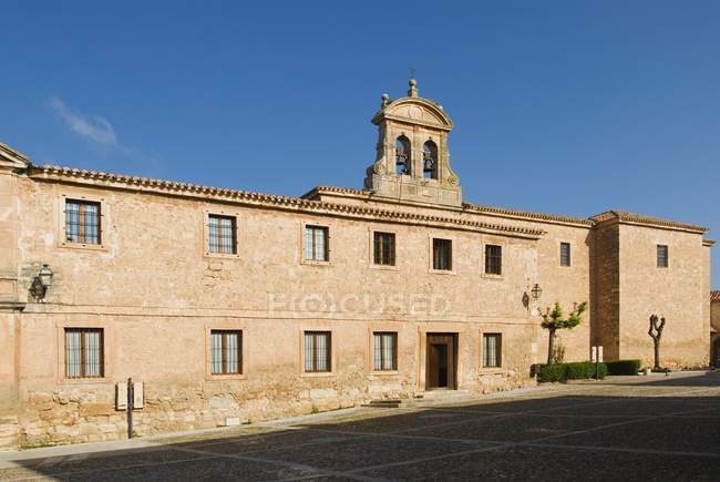 Convent Of Santa Clara — Stock Photo