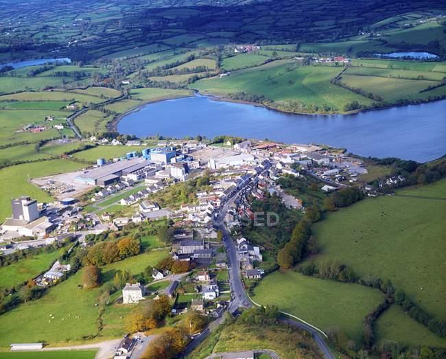 Килхандра, графство Каван, Ирландия — стоковое фото