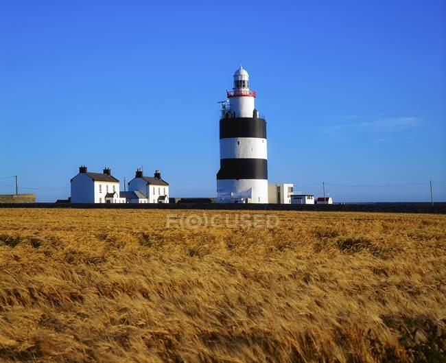 Hook Lighthouse, Hook Peninsula — Stock Photo