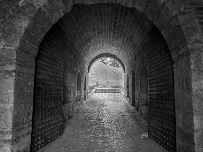 Belgrade Fortress; Belgrade, Vojvodina, Serbia — Stock Photo