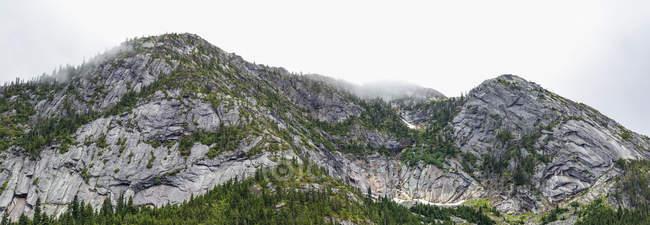 Montañas escénicas; Columbia Británica, Canadá - foto de stock
