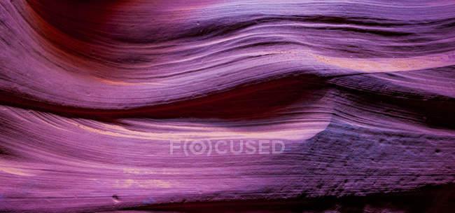 Vista panorâmica do Upper Antelope Canyon; Page, Arizona, Estados Unidos da América — Fotografia de Stock