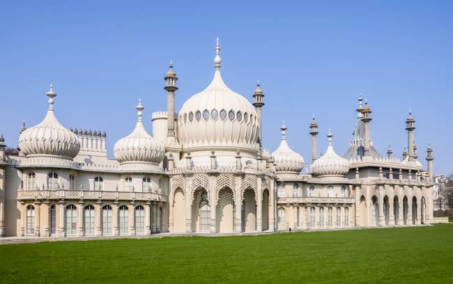 Royal Pavilion; Brighton, East Sussex, England — Stock Photo