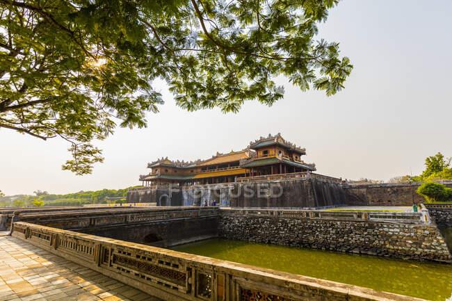 Imperial City; Hue, Thua Thien-Hue Province, Vietnam — Stock Photo