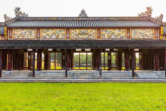 Imperial City of Hue; Hue, Thua Thien-Hue, Vietnam — Stock Photo
