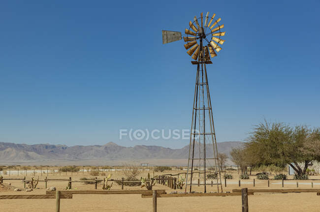 Solitaire, a settlement in Namib-Naukluft National Park; Namibia — Stock Photo