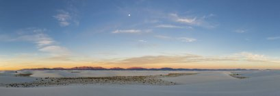 Nationaldenkmal White Sands — Stockfoto