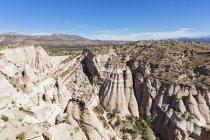 Kasha-Katuwe Tent Rocks National Monument — Stock Photo