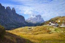 Південний Тіроль, Доломітові Альпи — стокове фото