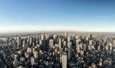 New Yorker Stadtbild bei Tag — Stockfoto