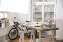 Modern informal office — Stock Photo