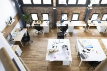Moderne Büroeinrichtung — Stockfoto