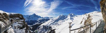 Швейцарія, кантону Берн — стокове фото