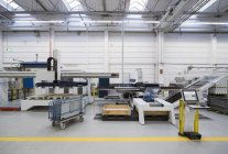 Maschinen im Industriebetrieb — Stockfoto