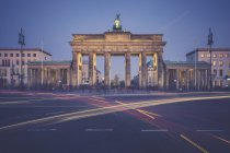 View of brandenburg gate during daytime, berlin, germany — Stock Photo