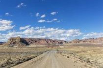 USA, Vereinigte Staaten von Amerika, Arizona, Glen Canyon National Recreation, Felsformationen an der NP 230 Road to Alstrom Point - foto de stock