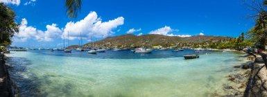 Марина з яхт Порт-Елізабет-Бей — стокове фото