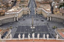 Saint Peter Basilica in the Vatican — Stock Photo