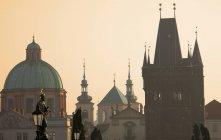 Карлів міст, Прага — стокове фото