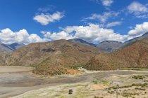 Peru, Province Huancabamba, Scenic mountains landscape view — Stock Photo
