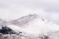 Чорна Гора гірський хребет, Rannoch Моор, Шотландія, Великобританія — стокове фото