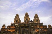 Cambogia, Angkor, Ankor Wat, Tempio Pre Rup — Foto stock