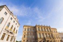 Germany, Potsdam, Knobelsdorffhaus and Museum Barberini — Stock Photo