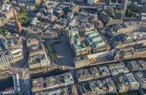 City hall in Hamburg — Stock Photo