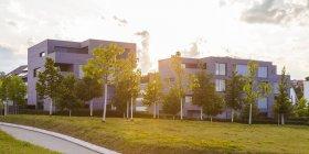 Germany, Baden-Wuerttemberg, Stuttgart, Killesberg, Premium freehold flats — Stock Photo