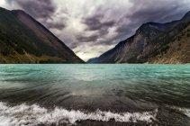 Seton Lake Canada — Stock Photo