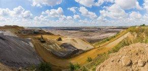 Garzweiler surface mine — Stock Photo